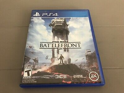 Star Wars: Battlefront (Sony PlayStation 4, 2015) PS4