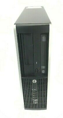 HP Compaq Elite 8300 SFF Core i7 3770 3.4 GHz 16GB RAM 256GB SSD - Win 10 Pro