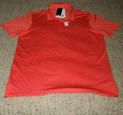Adidas Golf Men's Ultimate 365 Solid Polo Shirt, New with Tags, Medium