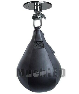Upgrade BOXING SPEEDBALL MMA PUNCHING BAG POWER Speed Ball Training Workout