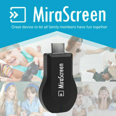 Senza fili Wifi HDMi Display TV Dongle Receiver Media HD Video Airplay Miracast