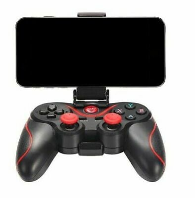 Controller Joystick Wireless Smartphone Samsung Android Game Pad Bluetooth Ps3