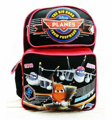 Disney Store Planes Fire /& Rescue Lunch Box Insulated Bag Tote