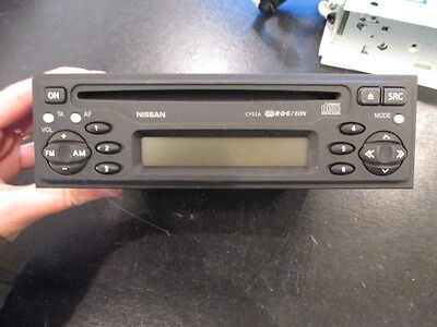 Nissan Navara car Radio Original Radio