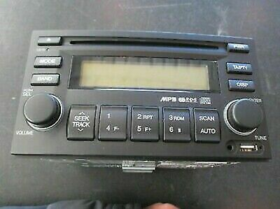Kia Sportage car Radio Original Radio MP3 CD