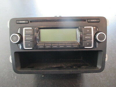 Volkswagen Golf 5 car Radio Original Radio CD