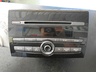 Fiat Bravo 07/10 car Radio Original Radio Lecteur CD 735484417
