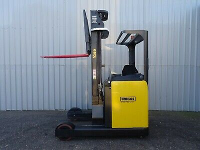 Yale Mr20. Used Reach Forklift Truck. (#2584)