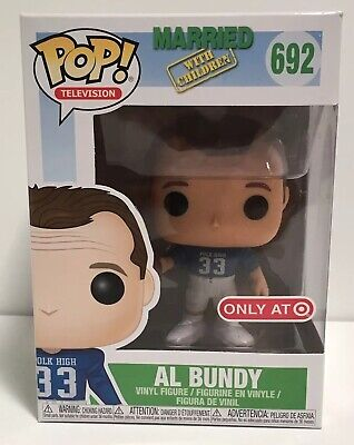 Funko POP! Television Married With Children Al Bundy #692 Target Exclusive New