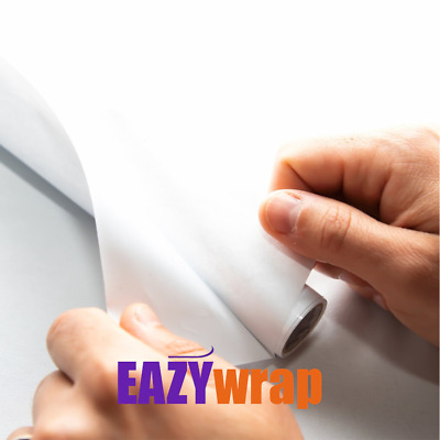 E-Lam - Removable Dry Wipe White Board Film 675mm x 1M