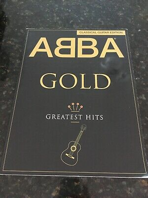 Abba Gold Greatest Hits Classical Guitar Edition