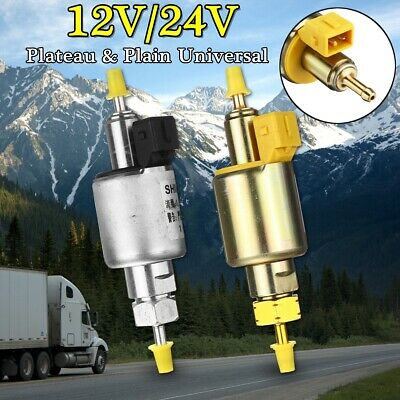 12V/24V 1KW-5KW Car Electric Oil Fuel Pump Universal Diesel Heater Accessories