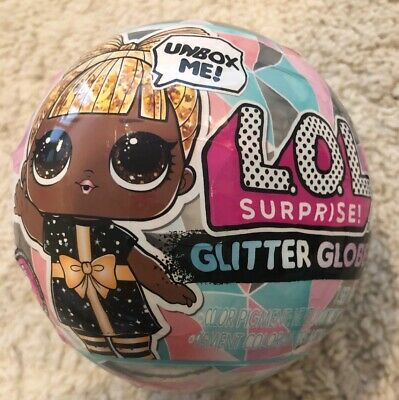 🔥NEW LOL Surprise GLITTER GLOBE Winter Disco Series Doll In Hand Ready to ship!