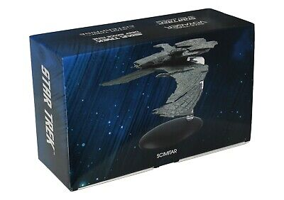Star Trek Official Starships Collection Issue Scimitar Special Edition 18