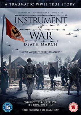 Instrument Of War DVD NUEVO