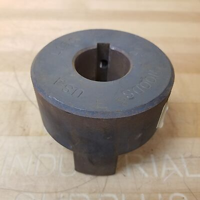 """TB Woods L150 Jaw Coupling Hub, 1-1/2"""" Bore - USED"""