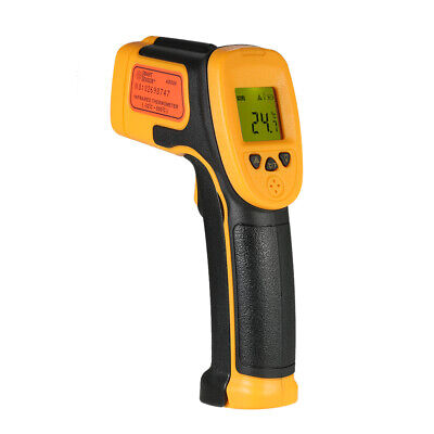 SMART SENSOR Mini Handheld Non-contact LCD Infrared Thermometer Y7S7
