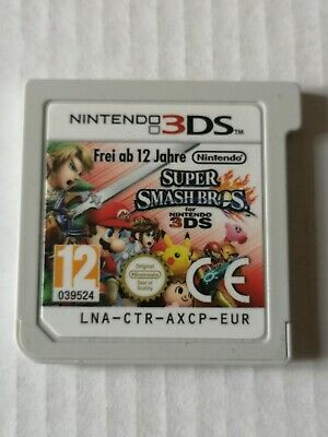 "Jeu "" SUPER SMASH BROS "" - Nintendo 3DS"