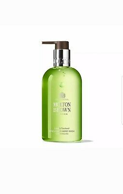 MOLTON BROWN Lime & Patchouli Fine Liquid Luxury Hand Wash 300ml CHRISTMAS OFFER