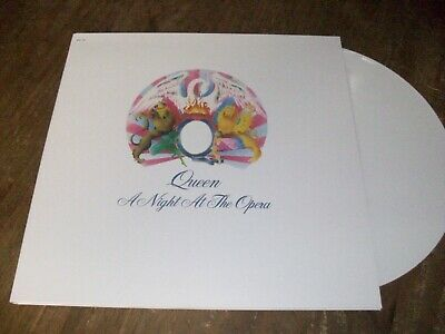 Queen Rare Lp Couleur A Night At The Opera
