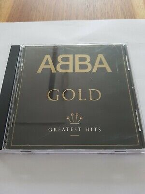 ABBA - Gold - Greatest Hits (1992)