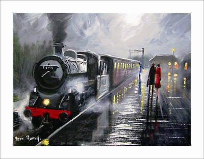 Oil Painting HD Print Oil Painting Modern Art Canvas F135