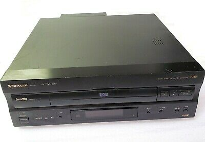 Pioneer DVL-909 DVD/LaserDisc/CD Player * Works Well