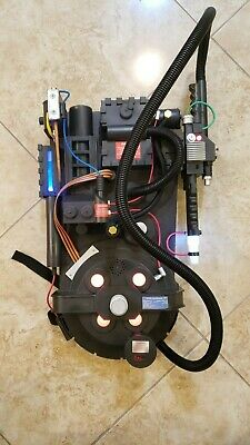 Ghostbusters Spirit Halloween Proton Pack Kit + Extras and Custom Upgrades!!!