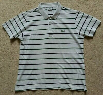Lacoste Tennis Polo Shirt Size L/5
