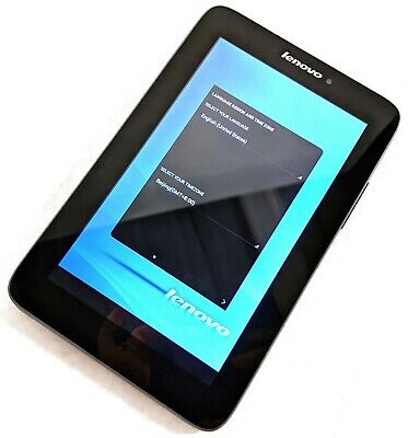 "Lenovo 7"" IdeaTab A2107A-F 7 Inch Android 4.1.1 Tablet PC 16GB 512 MB RAM Tested"