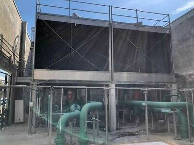 Stainless Steel 750 Ton Marley Cooling Tower (New Fill)