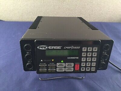 CASP 2500 Battery Reflux Charger/Analyser