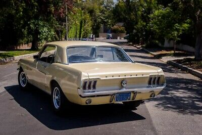 1967 Ford Mustang Coupe V8 351 California Car