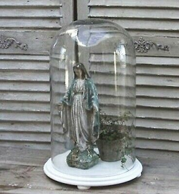 New Trophy Glass Display Dome & Base, Gift, Art, Collectables, Curios