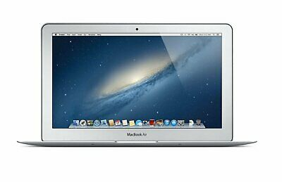 Apple MacBook Air 11.6in Laptop MD223LL/A Silver (Renewed) Magic Mouse included