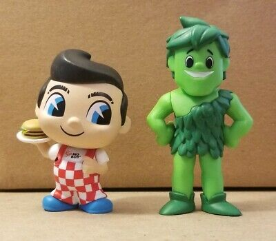 Funko Mystery Minis AD ICONS - BIG BOY & GREEN GIANT