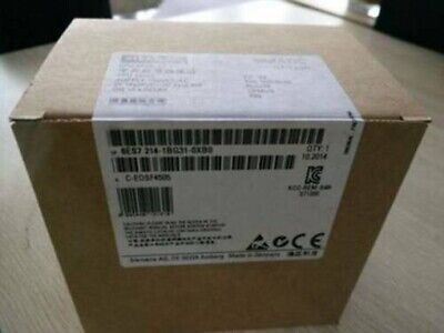 1PC New In Box SIEMENS 6ES7 214-1BG31-0XB0 6ES7214-1BG31-0XB0 PLC Module