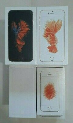 BRAND NEW BOXED APPLE IPHONE 6S PLUS 64GB 16GB FACTORY UNLOCKED Silver, Grey