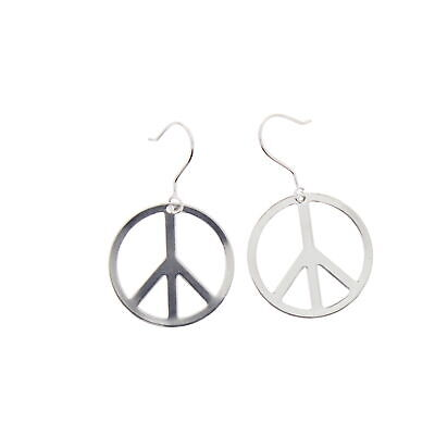 Zac's Alter Ego® Peace Sign/ CND Earrings