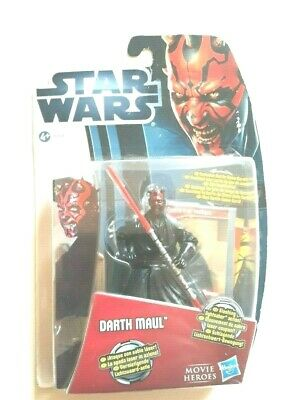 Star Wars Darth Maul Action Figure 2012 in Box Collectible Toy-47