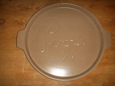 Moira Earthenware Pizza Dish