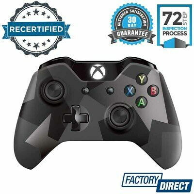 Official Limited Edition Microsoft Xbox One Wireless Controller Covert Forces