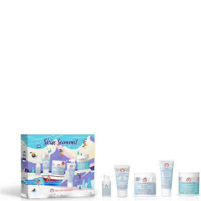 FIRST AID BEAUTY Skin Summit Exclusive Beauty Kit #1942 Damaged Box