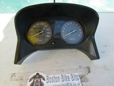 Yamaha 600 Diversion  Clocks 20800 Miles Stock No BBB 11154