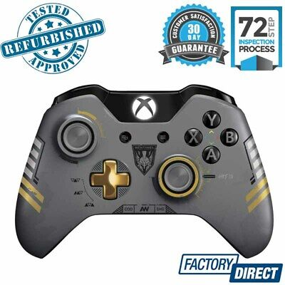 Official Xbox One Wireless Controller Limited Call Of Duty Advanced Warfare Cod