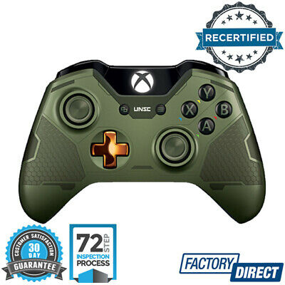 Genuine Official Xbox One S Wireless Controller Halo 5 Special Limited Edition