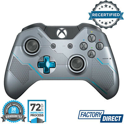 New Genuine Official Xbox One Wireless Controller Halo 5 Special Limited Edition