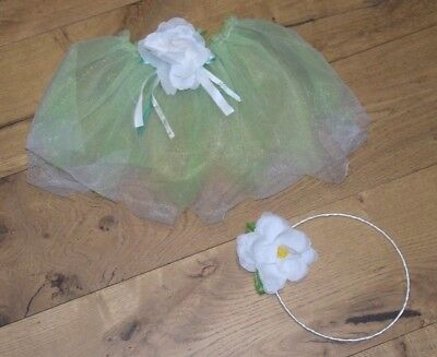 Fairy Skirt And Headband - Bnwot, Excellent Condition