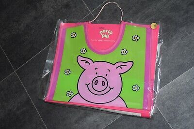 Peppa Pig Children's Waterproof Cooking Apron - Perfect Condition As Brand New