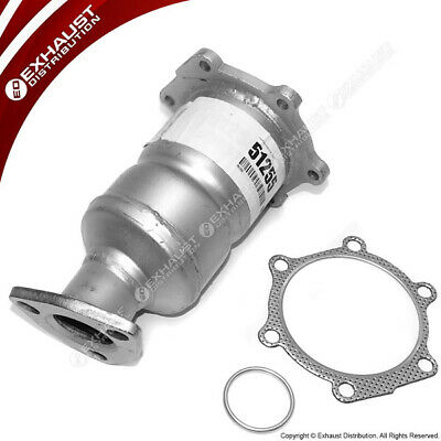 Right 1996-2000 Fit NISSAN Pathfinder 3.3L Manifold Catalytic Converter FRONT